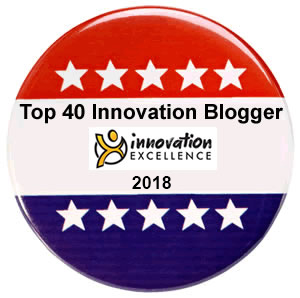 Innovation Excellence – Top 40 Innovation Bloggers of 2018