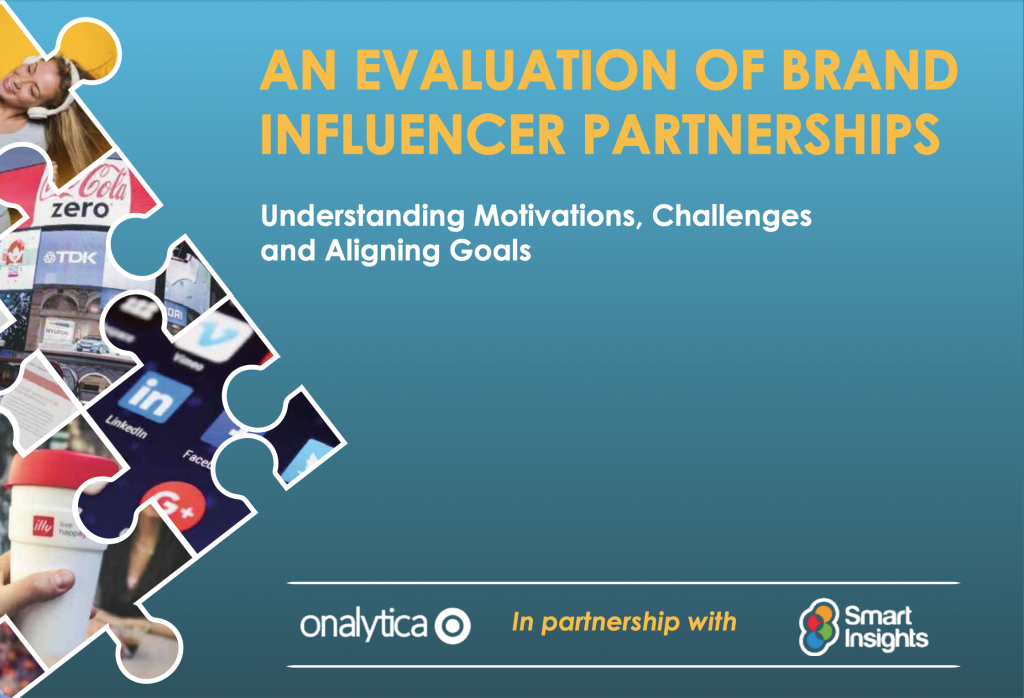 Onalytica – An Evaluation of Brand-Influencer Partnerships