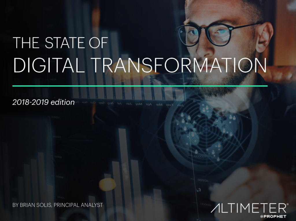 """Brian Solis' """"The State of Digital Transformation"""" Report Reveals The Secret to Innovation"""