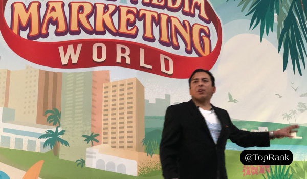 TopRank Marketing Highlights Points from Solis' Session at Social Media Marketing World 2019.