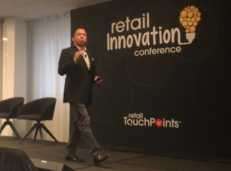 Retail Touchpoints Highlights Five Takeaways From Solis's Keynote At The 2019 Retail Innovation Conference