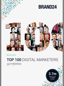 Brian Solis Named One of Brand24's Top 100 Digital Marketers for 2019