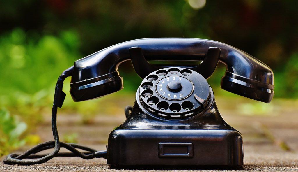 The History of Business Phone Service