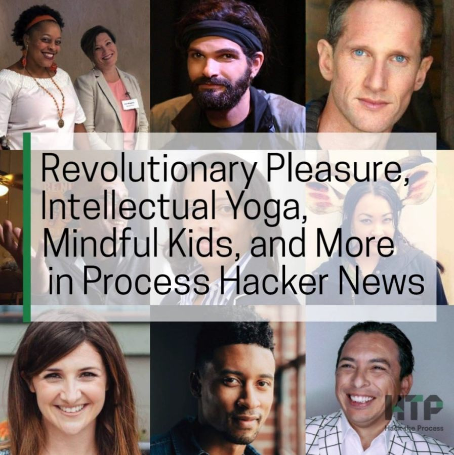 Brian Solis Featured in Weekly Roundup of Multi-Media Hack the Process Contributors
