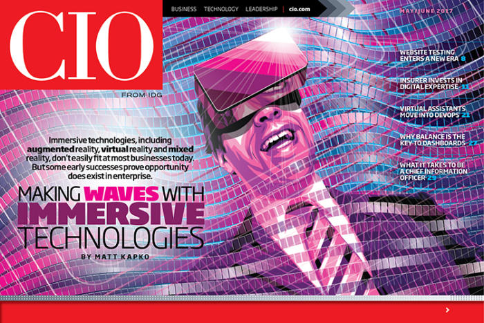 Brian Solis Quoted In CIO Article About Immersive Technologies