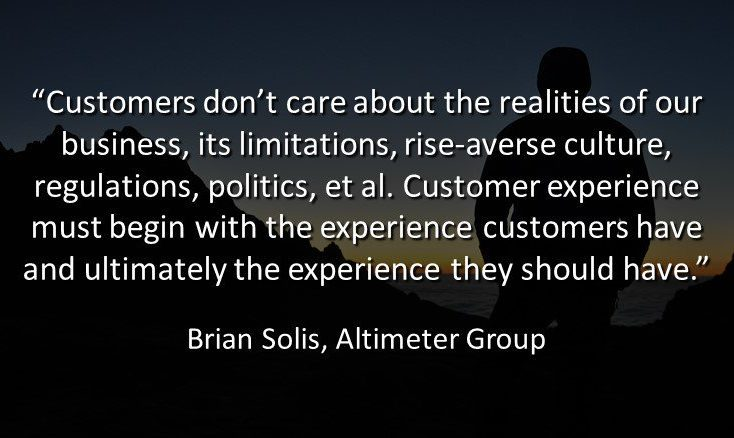 Customers Don't Care About Employee Experience When It Comes to CX