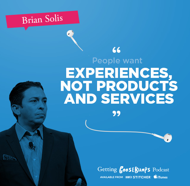 Experience Design is a Catalyst to Innovation and a Driver for Business Growth