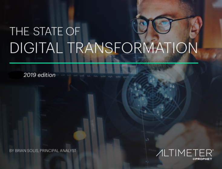 The State of Digital Transformation: What Are 2019's Key Drivers?