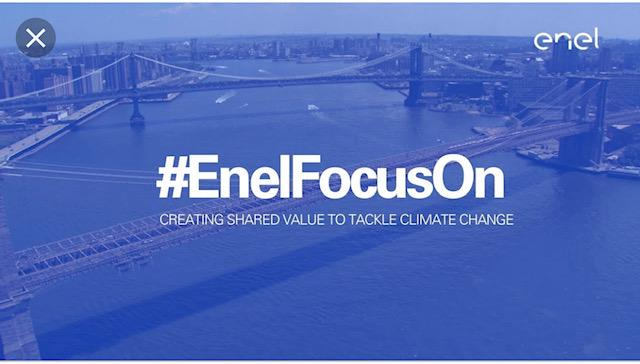 Brian Solis' Keynote Speech at Rome's 2018 #EnelFocusOn Spotlighted On Enel's Website