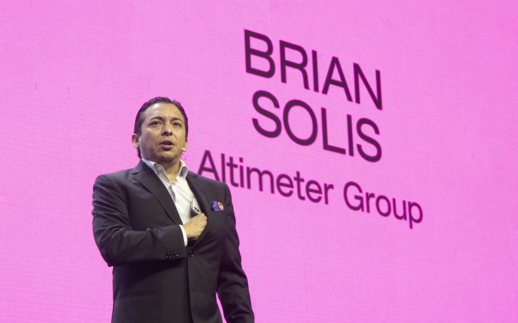 SAS Marketing Insights Editor Interviews Brian Solis about AI Marketing