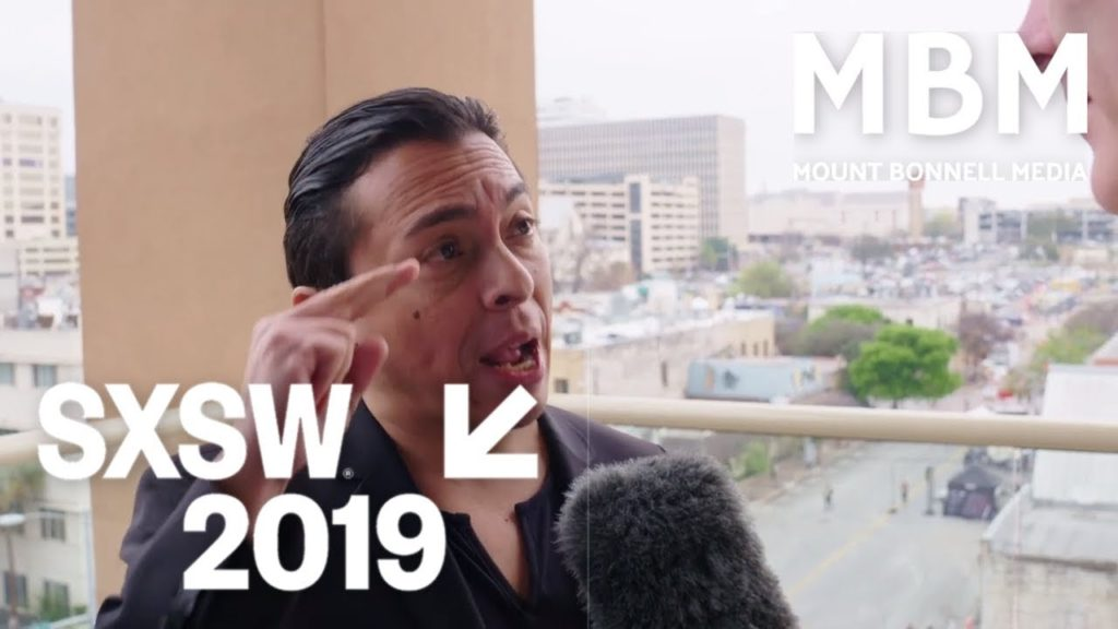 Mount Bonnell Media Interviews Brian Solis at SXSW 2019