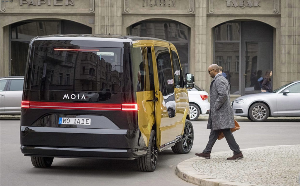 CNET Features Insights by Brian Solis on VW's Moia and Eco-Friendly Transportation Startups Entering Rideshare Market