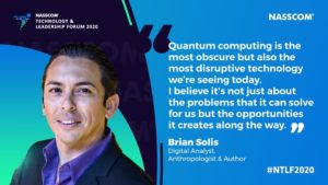 NASSCOM Introduces Brian Solis as Keynote Speaker on Quantum Computing and the Intersection of Tech and Humanity