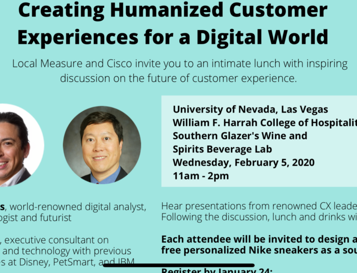 Brian Solis to Keynote Cisco and Local Measure Event, Creating Humanized Experiences for a Digital World