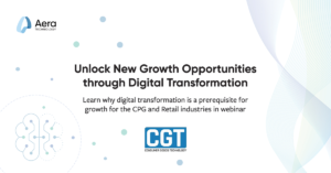 Unlocking New Growth Opportunities Through Digital Transformation: A Special Webinar with Aera Technology and Brian Solis