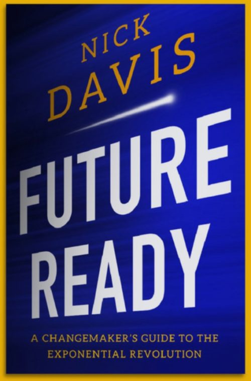 Future Ready? The Future Needs a Hero