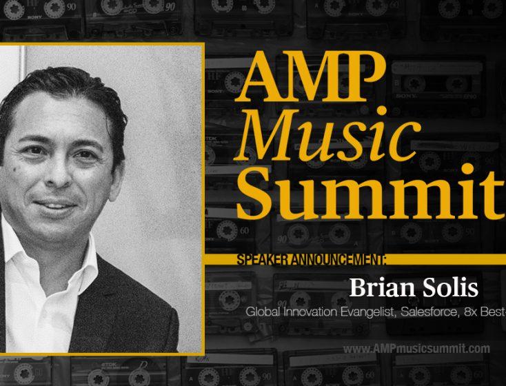 AMP Music Summit Features Virtual Keynote Speaker Brian Solis