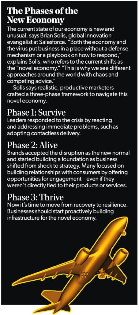 The Ultimate Disruption: A pandemia COVID-19 levou a uma mudança sísmica no comportamento do consumidor 4