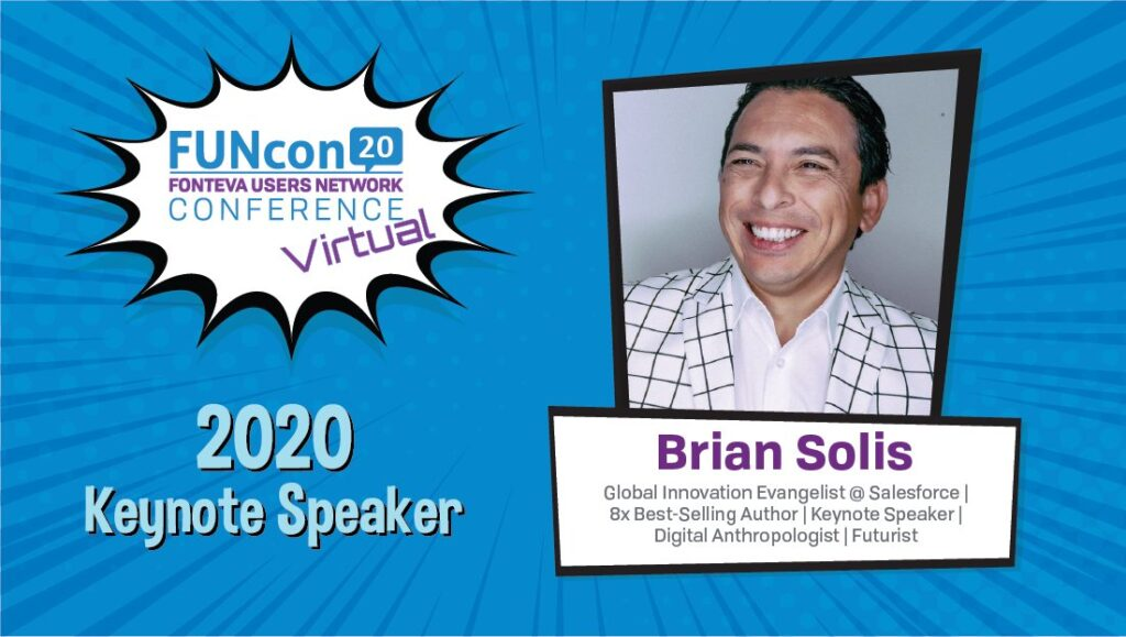 Fonteva Recruits Brian Solis as Keynote for FUNcon 2021