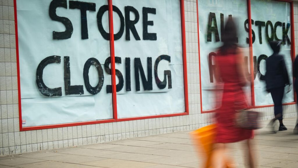 Retail Just Experienced Its Ctrl-Alt-Del Moment