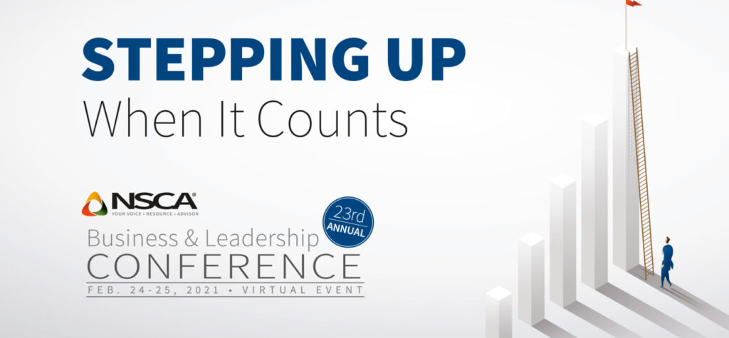 NSCA Announces Topic and Speaker Lineup for 'Most Important BLC Ever'
