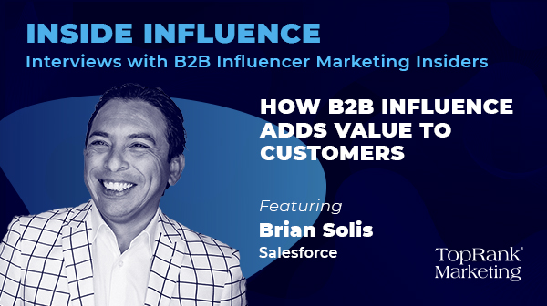 How B2B Influence Adds Value to Business Customers