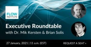 Executive Roundtable with Dr. Mik Kersten and Brian Solis on Strategic Planning and OKRs in Digital Transformation