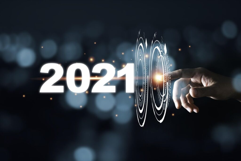 Digital Transformation in 2021 and Beyond – A Prediction
