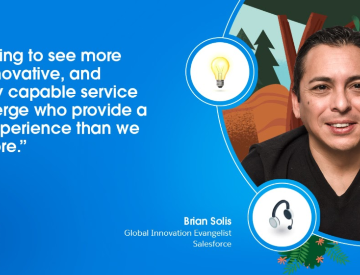 Customer Service in 2021 and Beyond: Salesforce Study Reveals the Pandemic's Lasting Impact