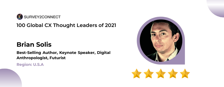 100 CX Thought Leaders That Are Changing The CX Game